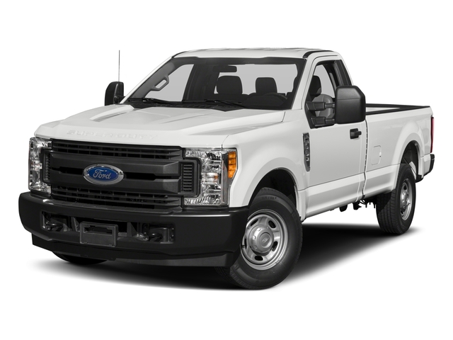 2017 ford super duty f-350 srw XL 4WD Reg Cab 8' Box