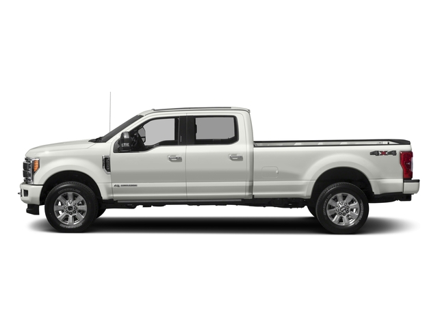 2017 Ford Super Duty F-350 SRW Platinum 4WD Crew Cab 8 Box