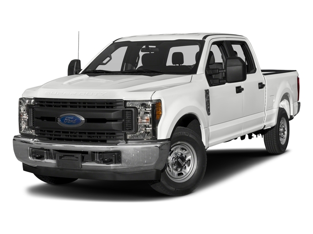 2017 ford super duty f-350 srw XL 2WD Crew Cab 6.75' Box