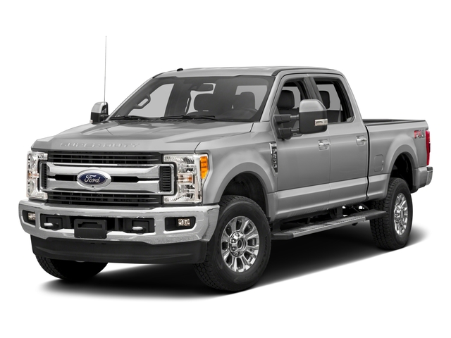 2017 ford super duty f-350 srw XLT 2WD Crew Cab 6.75' Box