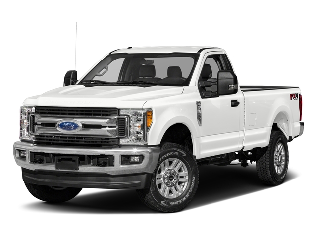 2017 ford super duty f-350 srw XLT 4WD Reg Cab 8' Box