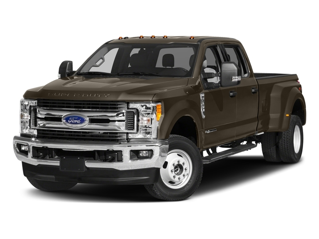 2017 Ford Super Duty F-350 DRW Lariat 4WD Crew Cab 8 Box