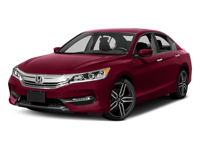 2017 honda accord sedan Sport SE Manual