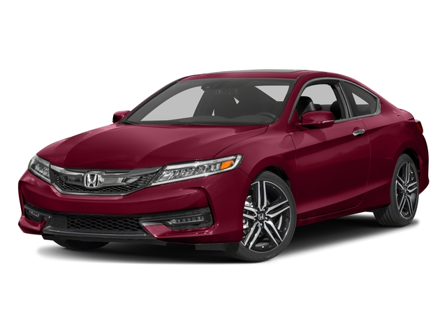 2017 honda accord coupe 2dr I4 Man Touring