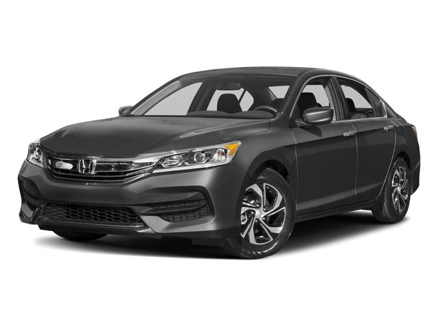 2017 honda accord sedan 4dr I4 Man LX