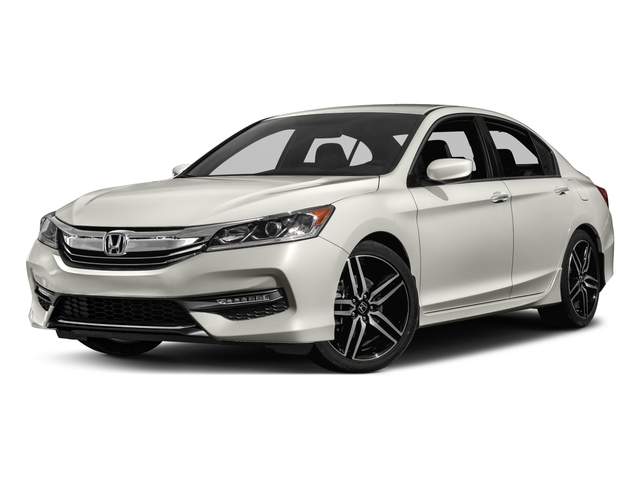 2017 honda accord sedan 4dr I4 Man Sport