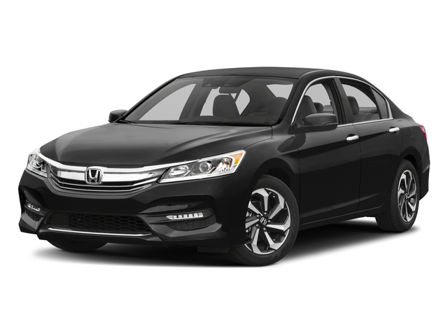 2017 honda accord sedan 4dr I4 CVT SE