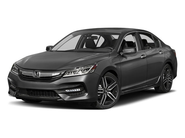 2017 honda accord sedan 4dr I4 CVT Touring