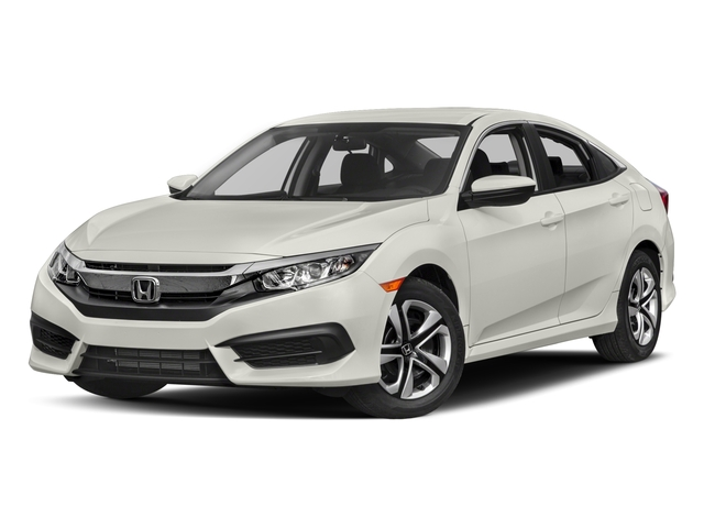 2017 honda civic sedan 4dr Man LX