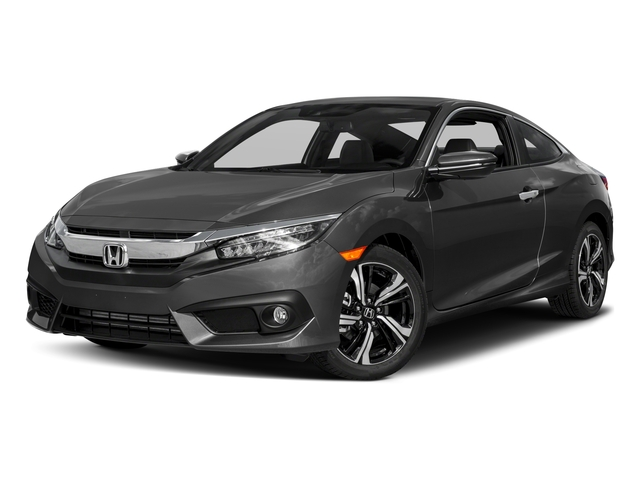 2017 honda civic coupe Touring CVT