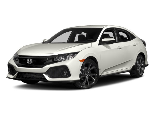 2017 honda civic hatchback Sport Manual