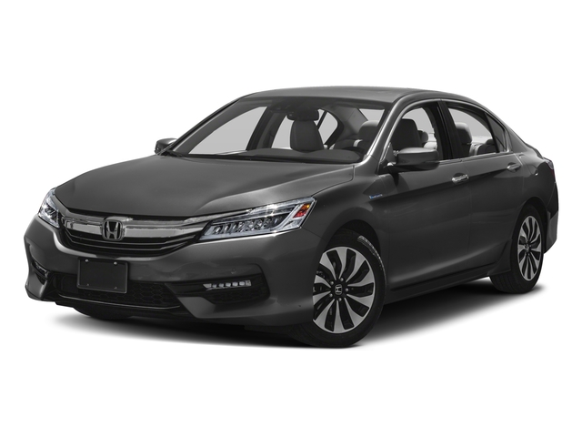 2017 honda accord hybrid 4dr Sdn Touring