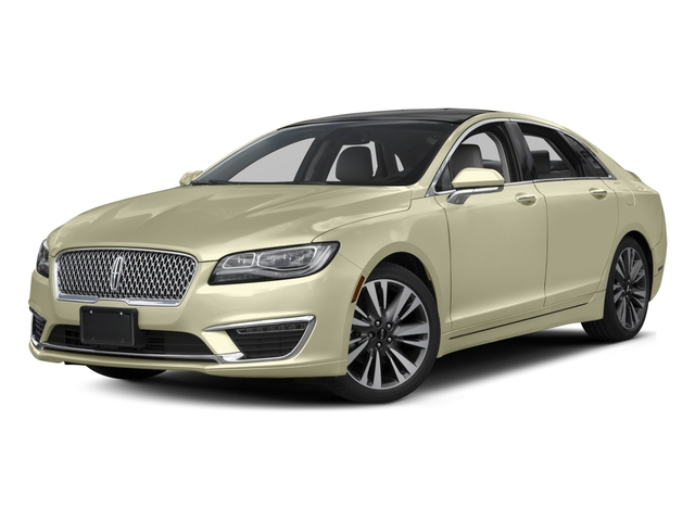 2017 lincoln mkz 4dr Sdn Select AWD