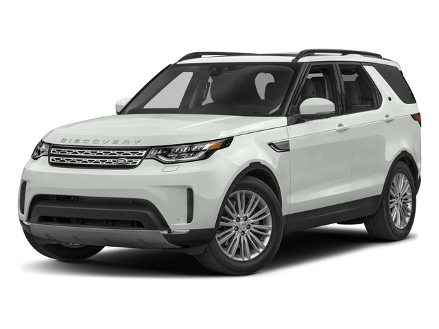 Hornburg Land Rover >> New 2017 Land Rover Discovery Details