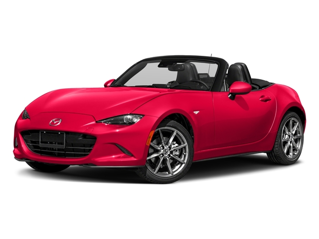 2017 mazda mx-5 2dr Conv Man GS
