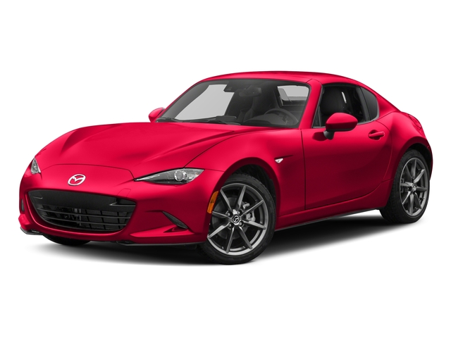 2017 mazda mx-5 rf 2dr Retractable Fastback Man GT
