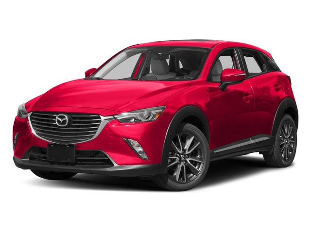 2017 mazda cx-3 AWD 4dr GT