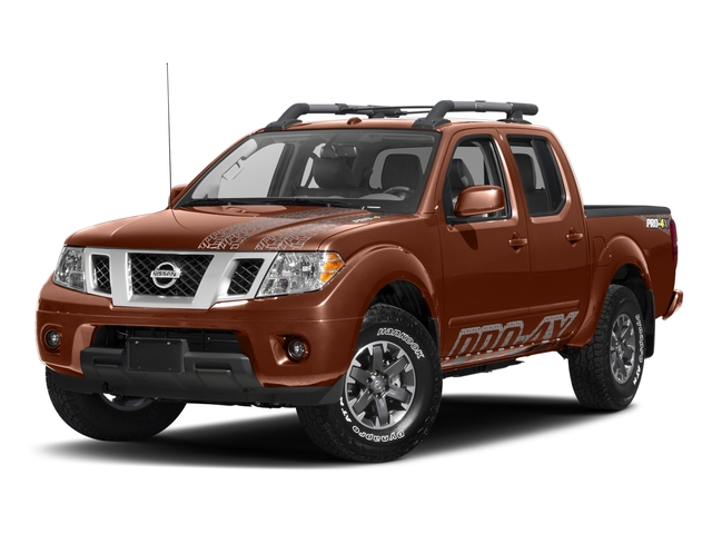 2017 nissan frontier Crew Cab 4x4 PRO-4X Manual