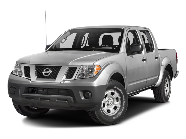 2017 nissan frontier Crew Cab 4x2 S Manual