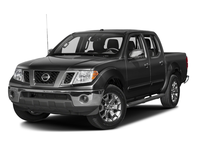 2017 nissan frontier Crew Cab 4x4 SL Auto Long Bed *Ltd Avail*