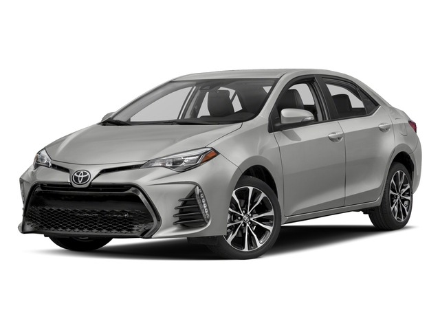 2017 toyota corolla SE Manual (GS)