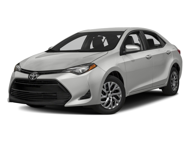 2017 toyota corolla LE Eco w/Package 1 CVT (GS)