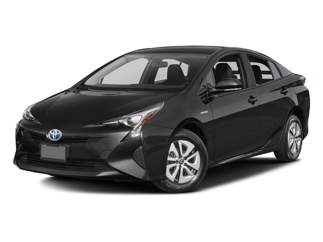 2017 toyota prius Two Eco (Natl)