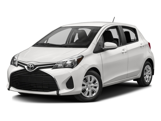 2017 toyota yaris 5-Door LE Auto (Natl)