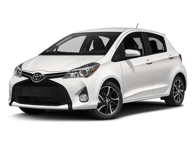 2017 toyota yaris 5-Door SE Manual (SE)