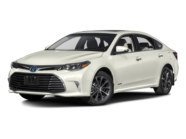 2017 toyota avalon Hybrid XLE Plus (SE)