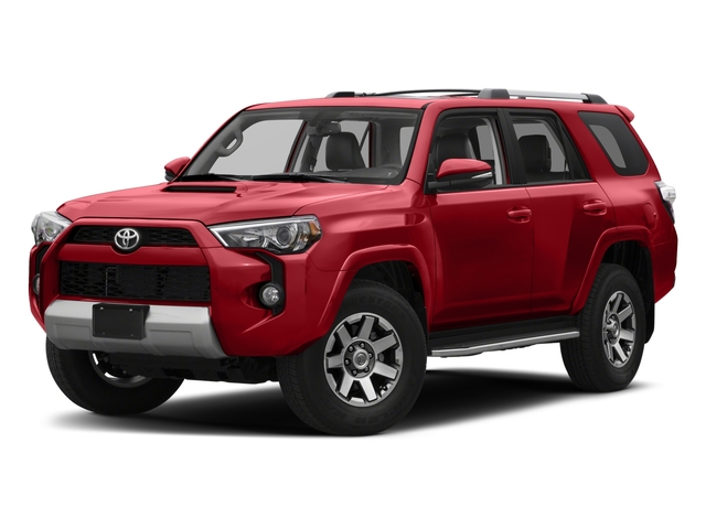 2017 toyota 4runner TRD Off Road 4WD (SE)