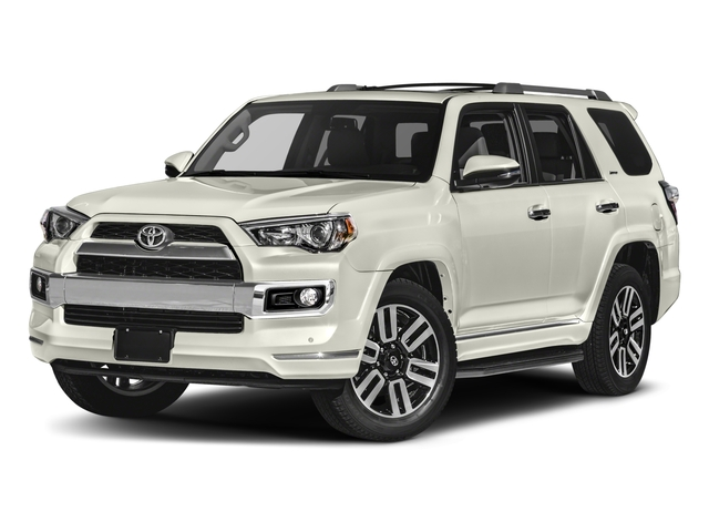 2017 toyota 4runner Limited 4WD (SE)
