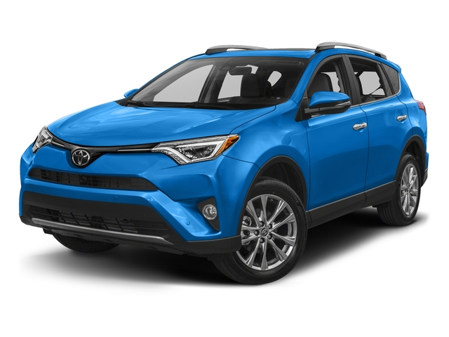 2017 toyota rav4 Limited AWD (GS)