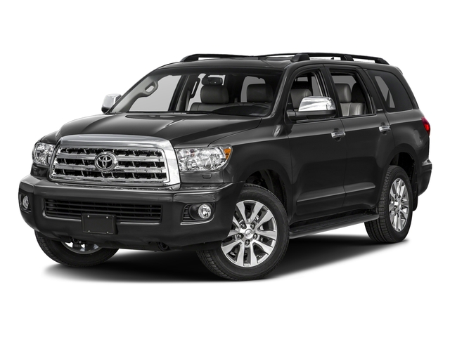 2017 toyota sequoia Limited 4WD FFV (GS)