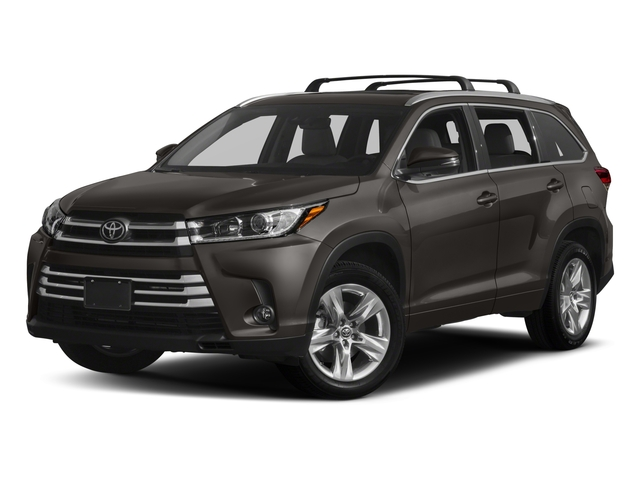 2017 toyota highlander Limited Platinum V6 AWD (GS)