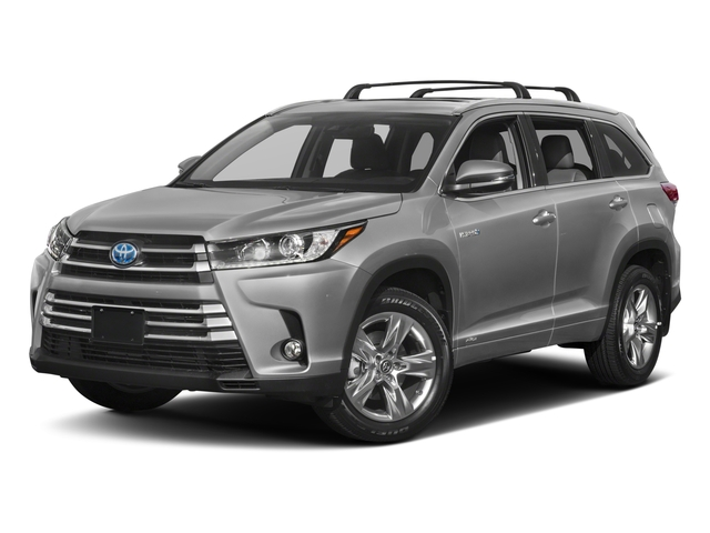 2017 toyota highlander Hybrid Limited Platinum V6 AWD (GS)