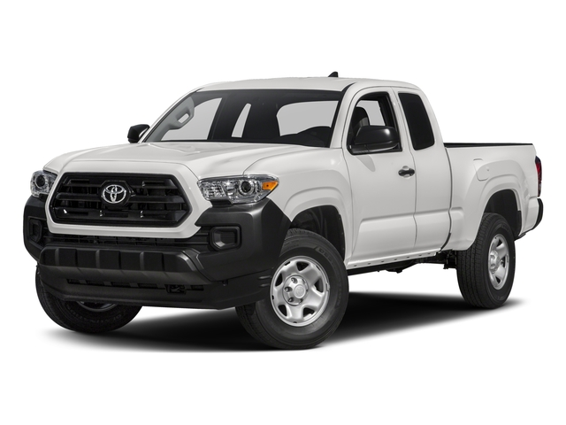 2017 toyota tacoma SR Access Cab 6' Bed I4 4x4 AT (GS)