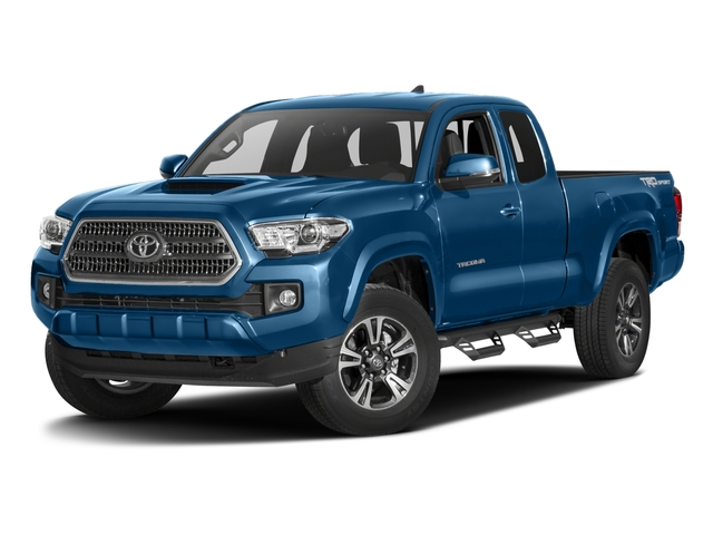 2017 toyota tacoma TRD Sport Access Cab 6' Bed V6 4x2 AT (Natl)