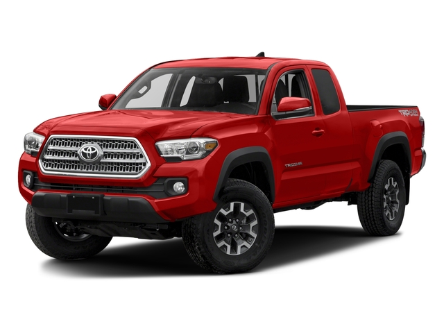 2017 toyota tacoma TRD Off Road Access Cab 6' Bed V6 4x4 AT (GS)