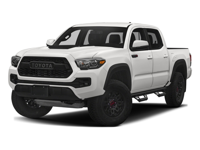 2017 toyota tacoma TRD Pro Double Cab 5' Bed V6 4x4 AT (Natl)