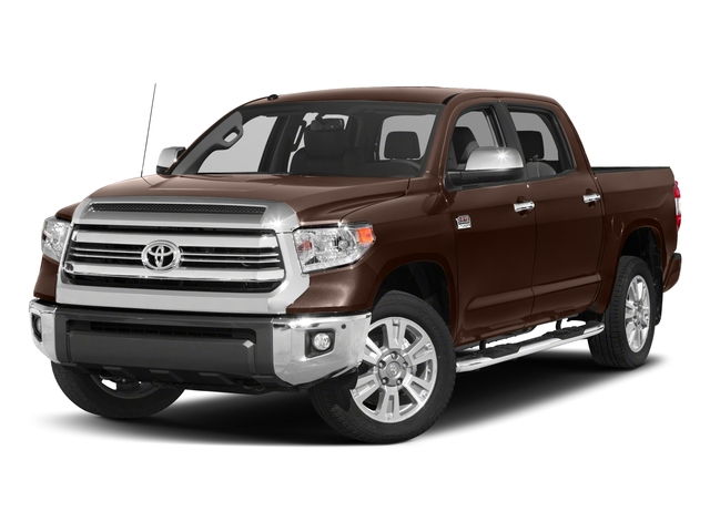 2017 toyota tundra 4wd 1794 Edition CrewMax 5.5' Bed 5.7L FFV (Natl)
