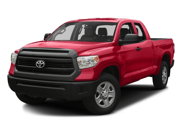 2017 toyota tundra 4wd SR Double Cab 8.1' Bed 5.7L (Natl)