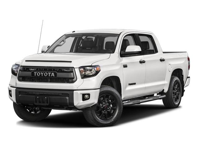 2017 toyota tundra 4wd TRD Pro CrewMax 5.5' Bed 5.7L (SE)