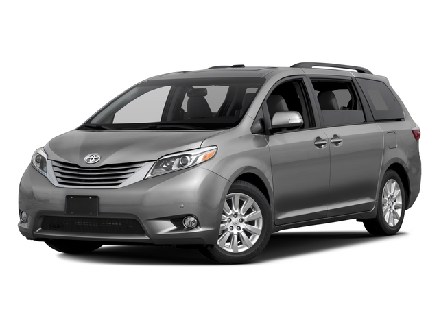 2017 toyota sienna 5dr Limited 7-Pass FWD