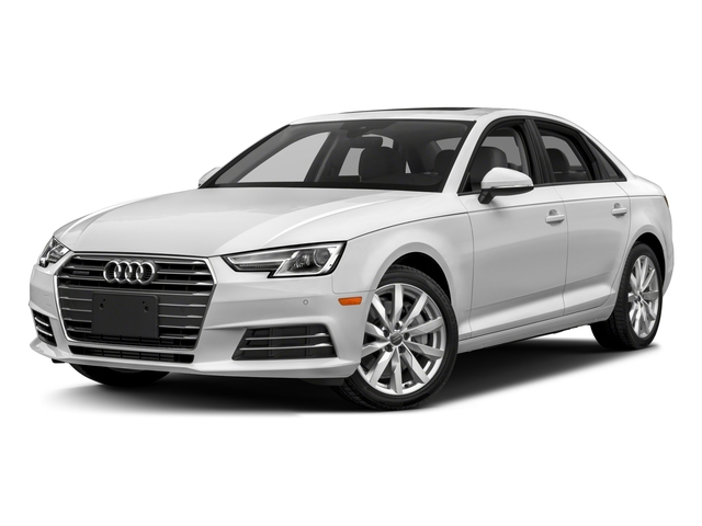 2018 audi a4 sedan 2.0 TFSI quattro Technik Manual