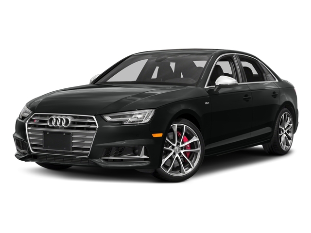 2018 audi s4 sedan 3.0 TFSI quattro Technik tiptronic