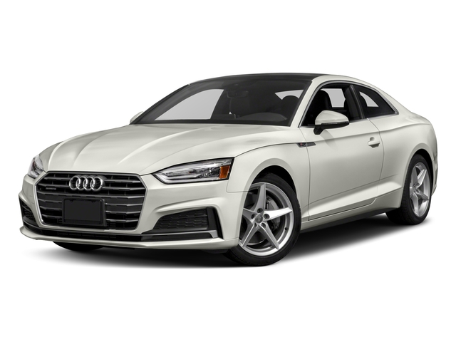 2018 audi a5 coupe 2.0 TFSI quattro Technik Manual