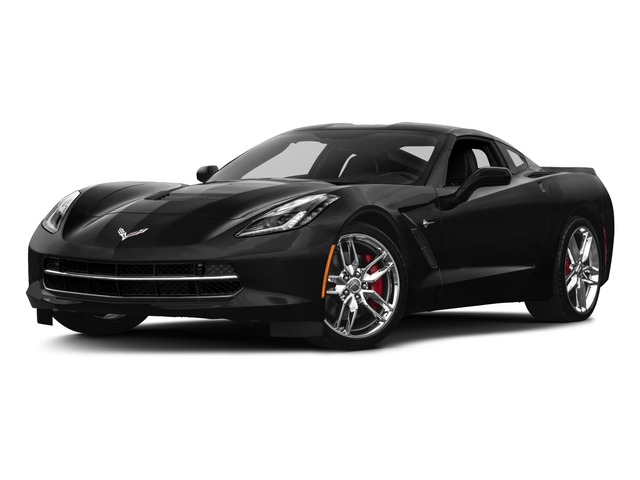 2018 chevrolet corvette 2dr Stingray Z51 Cpe w/1LT