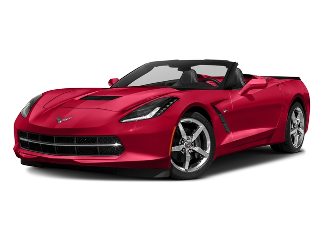 2018 chevrolet corvette 2dr Stingray Conv w/1LT