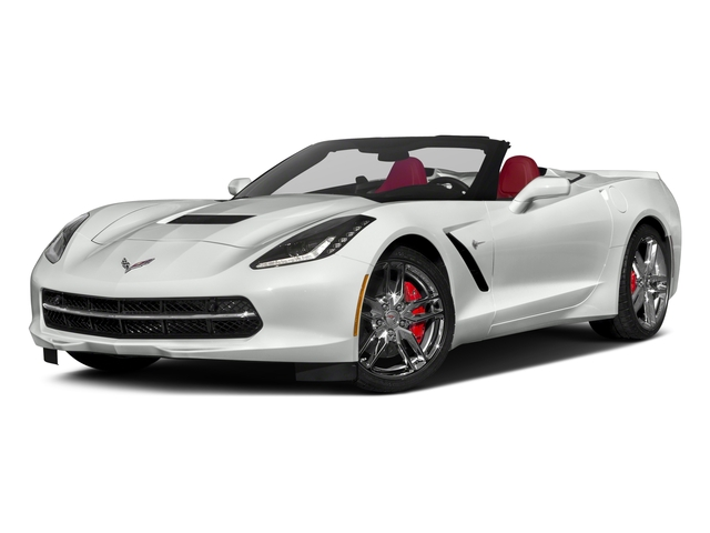 2018 chevrolet corvette 2dr Stingray Z51 Conv w/1LT